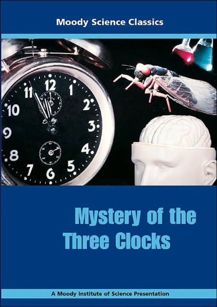 Mystery of the Three Clocks (DVD)