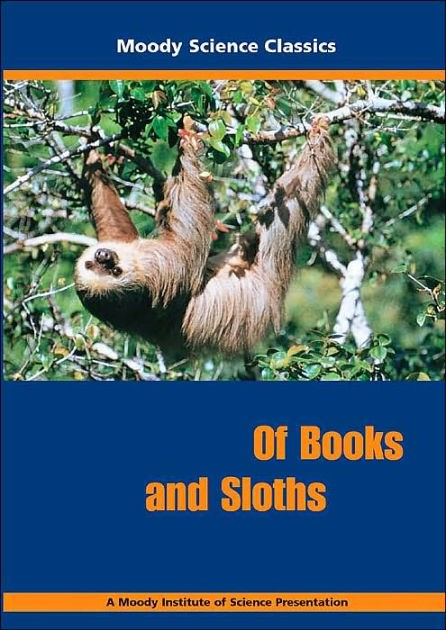 Of Books and Sloths (DVD)