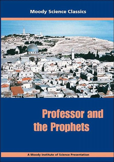 Professor and the Prophets (DVD)