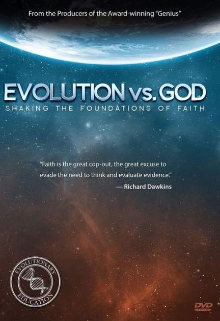 Evolution Vs God DVD (DVD)