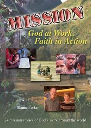 Mission: God at Word, Faith in Action DVD (DVD Video)