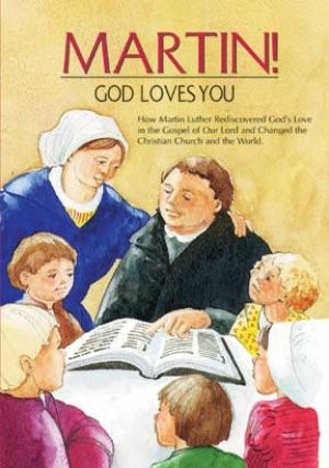 Martin! God Loves You DVD (DVD Video)