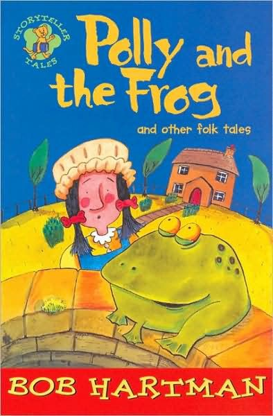 Polly And The Frog (Paperback)
