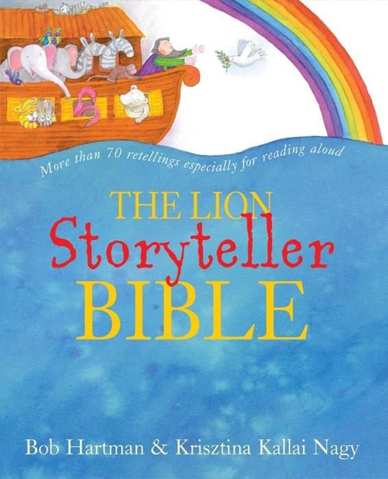 The Lion Storyteller Bible (Hard Cover)