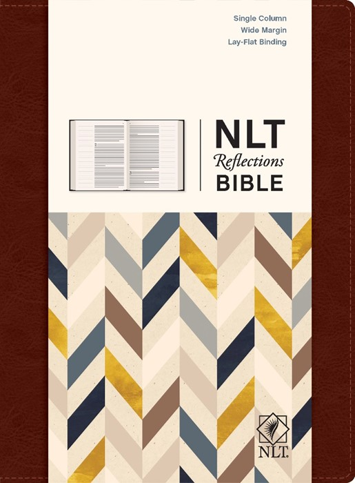 NLT Reflections Bible (Hard Cover)
