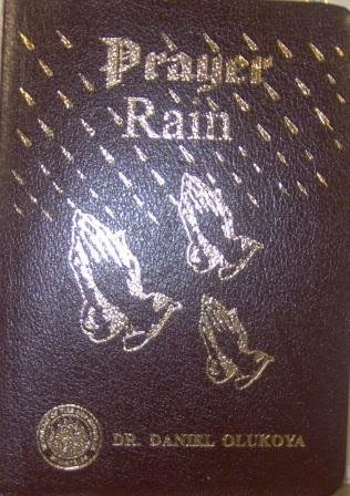 Prayer Rain (Bonded Leather)