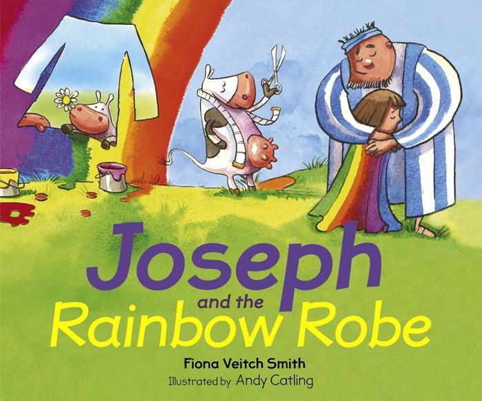 Joseph And The Rainbow Robe (Paperback)