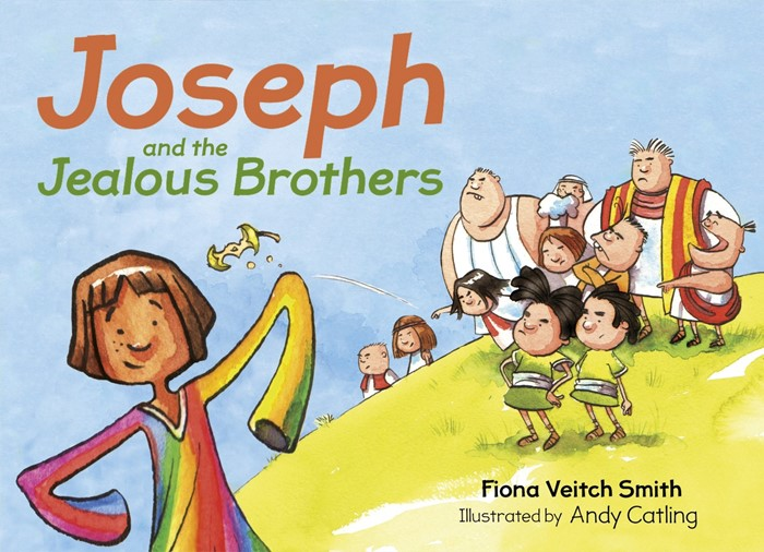 Joseph And The Jealous Brothers (Paperback)