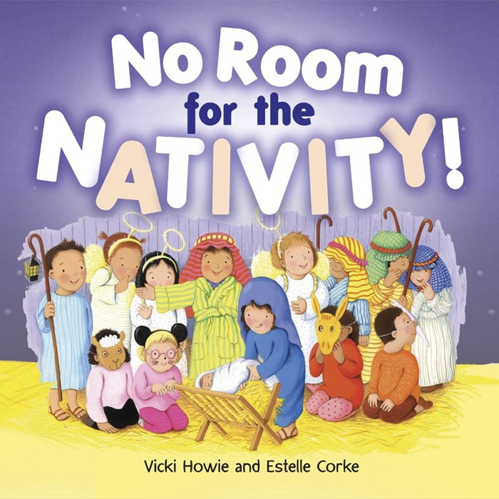 No Room For The Nativity. (Paperback)