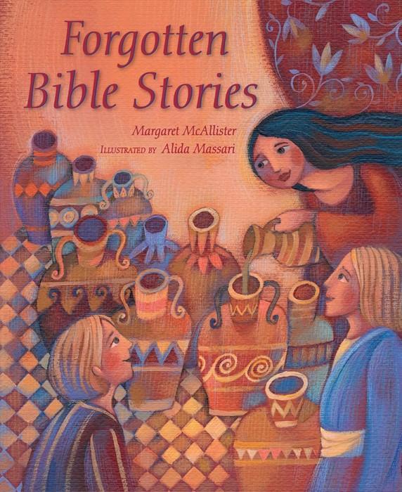 Forgotten Bible Stories (Hard Cover)