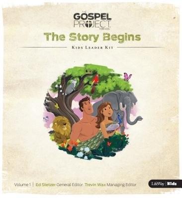 Gospel Project: Kids Leader Kit, Fall 2015 (Kit)
