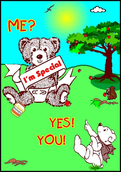 Tracts: I'm Special 50-Pack (Tracts)