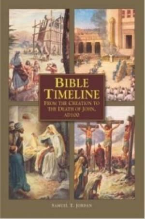 Bible Timeline (Paperback)