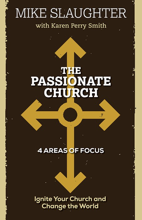 The Passionate Church (Paper Back)