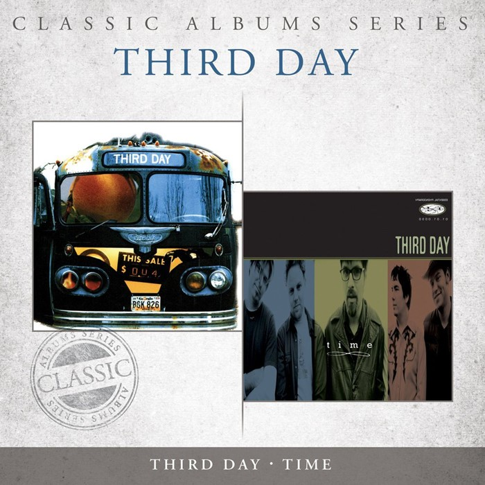 Thrid Day/Time Cd- Audio (CD-Audio)