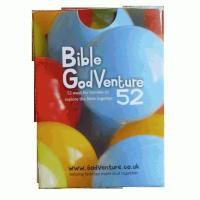 Bible GodVenture 52 Cards (Game)