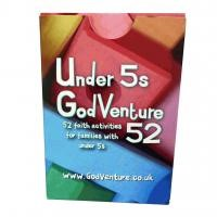Under 5s GodVenture 52 Cards (Game)