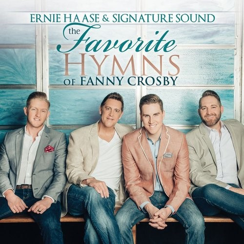 Favourite Hymns of Fanny Crosby CD (CD-Audio)