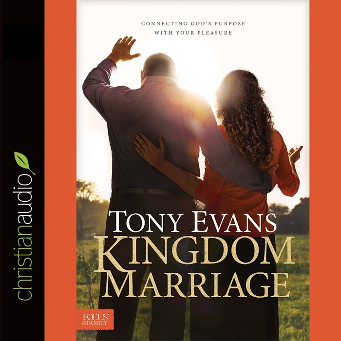 Kingdom Marriage Audio Book (CD-Audio)