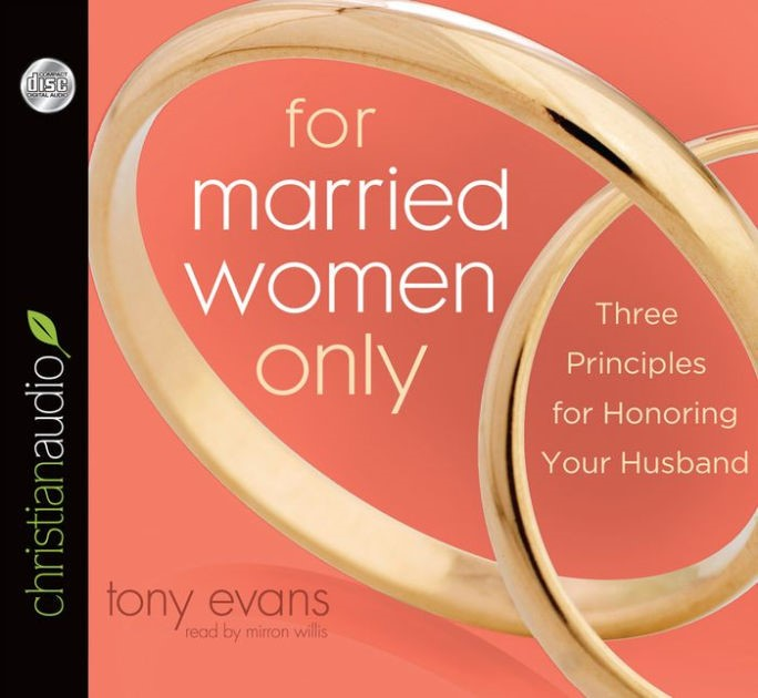 For Married Women Only Audio Book (CD-Audio)
