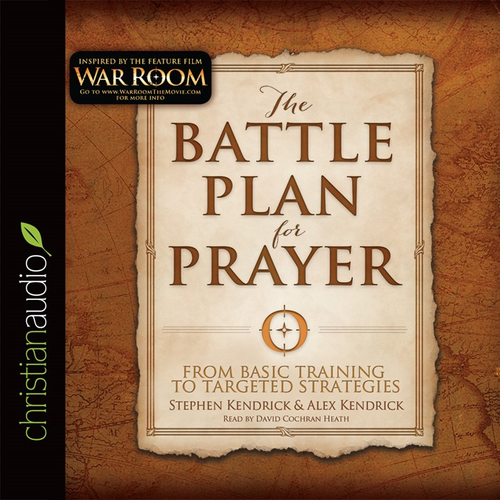The Battle Plan For Prayer Audio Book (CD-Audio)