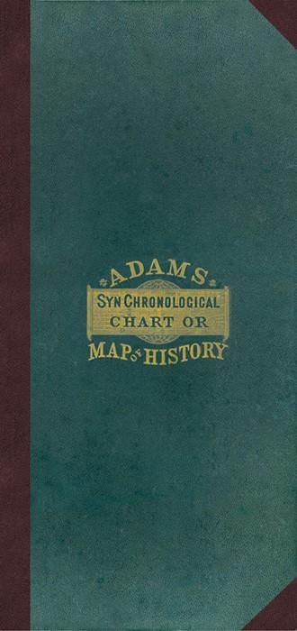 Adams' Chart Of History (Hard Cover)
