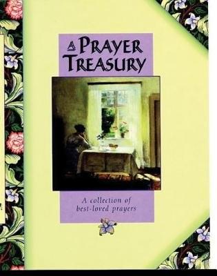 A Prayer Treasury (Hard Cover)