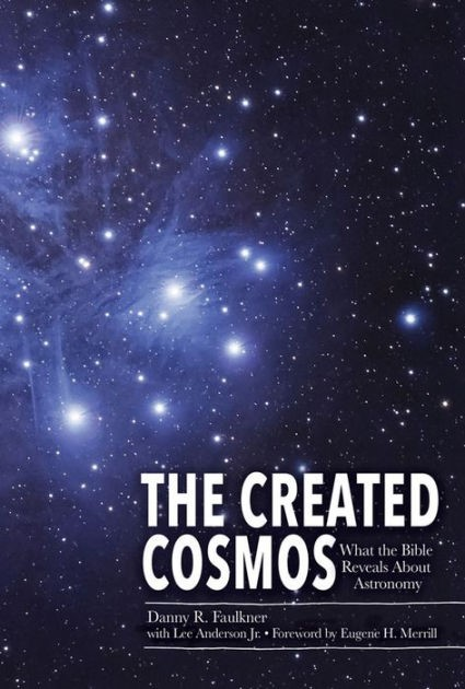 The Created Cosmos (Hard Cover)