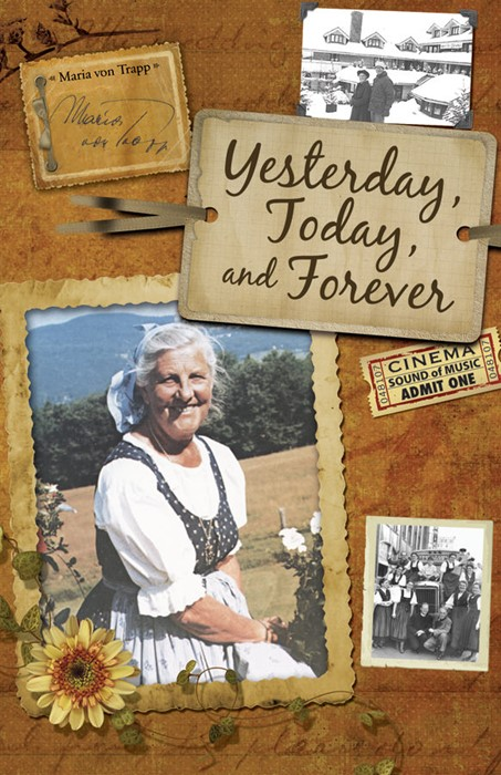 Yesterday, Today & Forever (Paperback)
