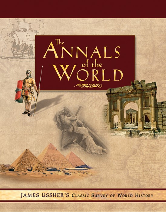 Annals Of The World (Paper Back)