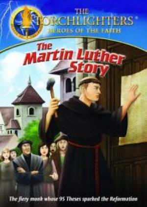 Torchlighters: The Martin Luther Story DVD (DVD)