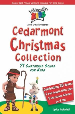 Cedarmont Christmas Collection (2Cd & 4 Dvd Set) CD (CD-Audio)