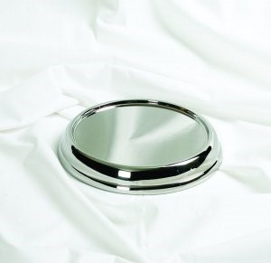 Silver Stacking Bread Plate Base (General Merchandise)