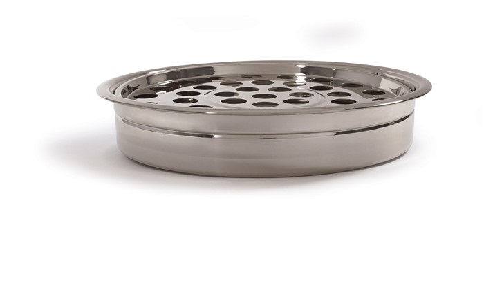 Silver Tray & Disc