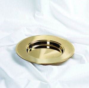 Brass Bread Plate (General Merchandise)