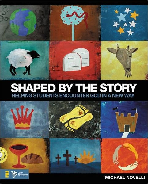 Shaped by the Story (with free DVD) (Paperback)