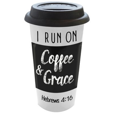 Grace & Truth Ceramic Mug - Coffee & Grace