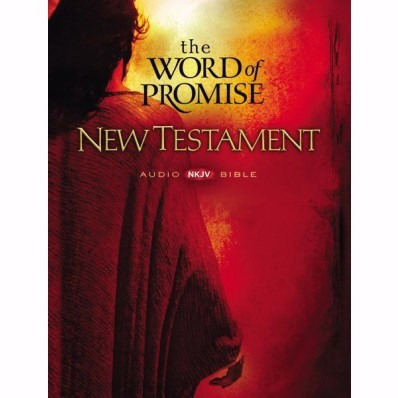 NKJV Word Of Promise New Testament Audio Bible CD (CD-Audio)