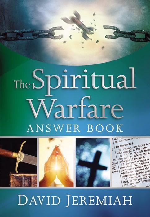 The Spiritual Warfare Answer Book (Hard Cover)
