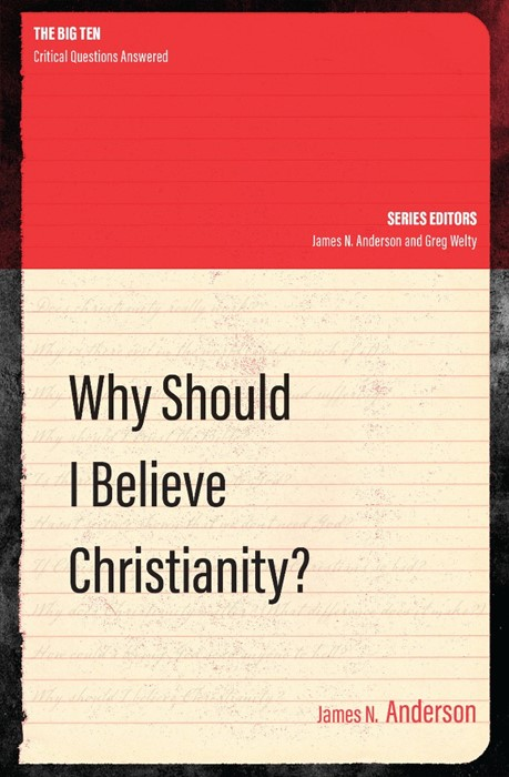 Why Should I Believe Christianity? (Paperback)