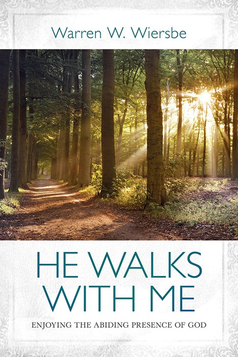 He Walks With Me (Paperback)