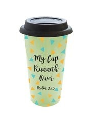Grace & Truth Ceramic Mug - My Cup Runneth Over