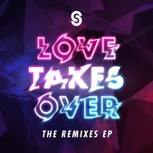 Love Takes Over Remix CD (CD- Audio)