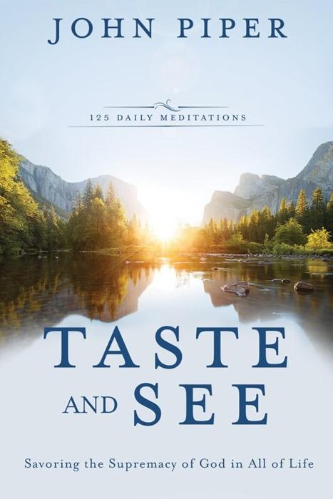 Taste & See (Revised) (Hard Cover)