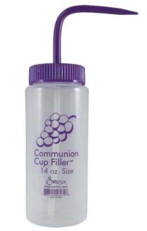 Communion Filler Cup 398ml Bottle