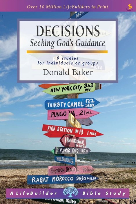 Lifebuilder: Decisions - Seeking God's Guidance (Paperback)