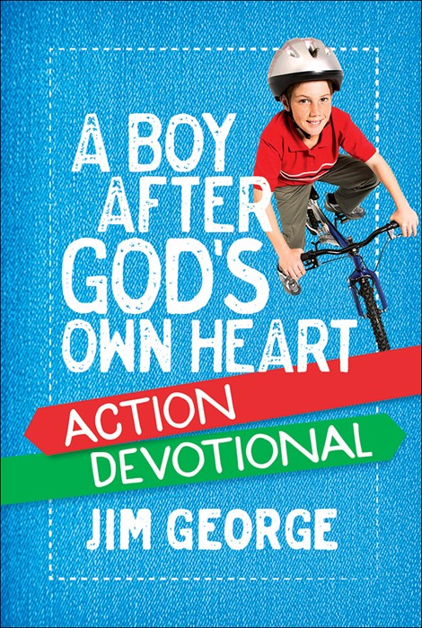 Boy After God'S Own Heart Action Devotional, A (Hard Cover)