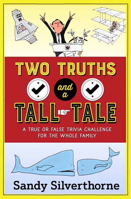 Two Truths And A Tall Tale (Paperback)