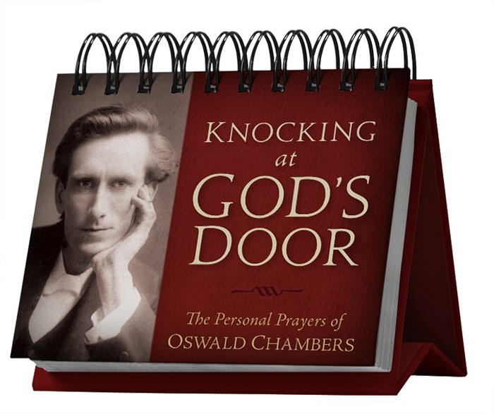Knocking at God's Door Perpetual Calendar (Paperback)