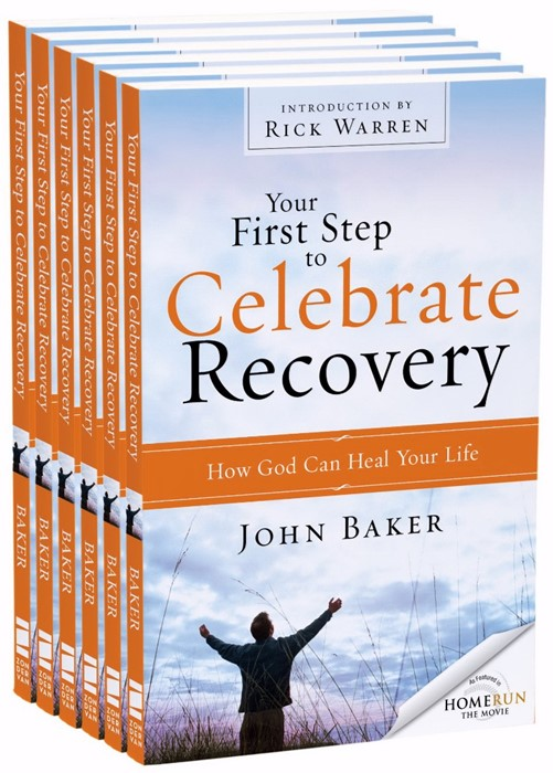 Your First Steps to Celebrate Recovery Outreach Pack (Paperback)
